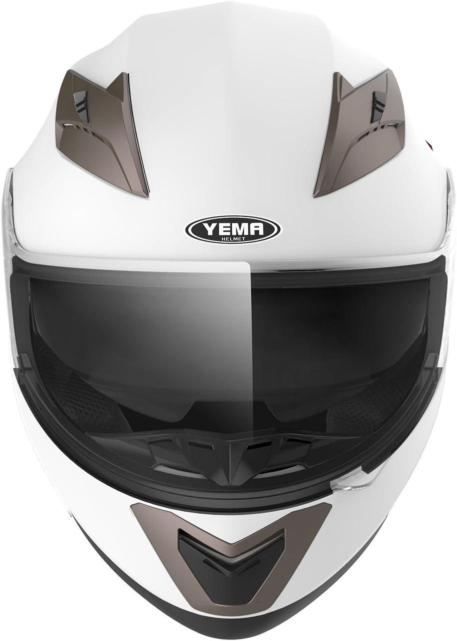 YEMA YM-829 and YM-831 Visi/ère Transparent