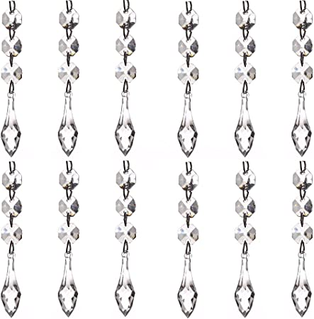 Lampe Plafonnier la Décoration de Mariage Suspendu de Perles