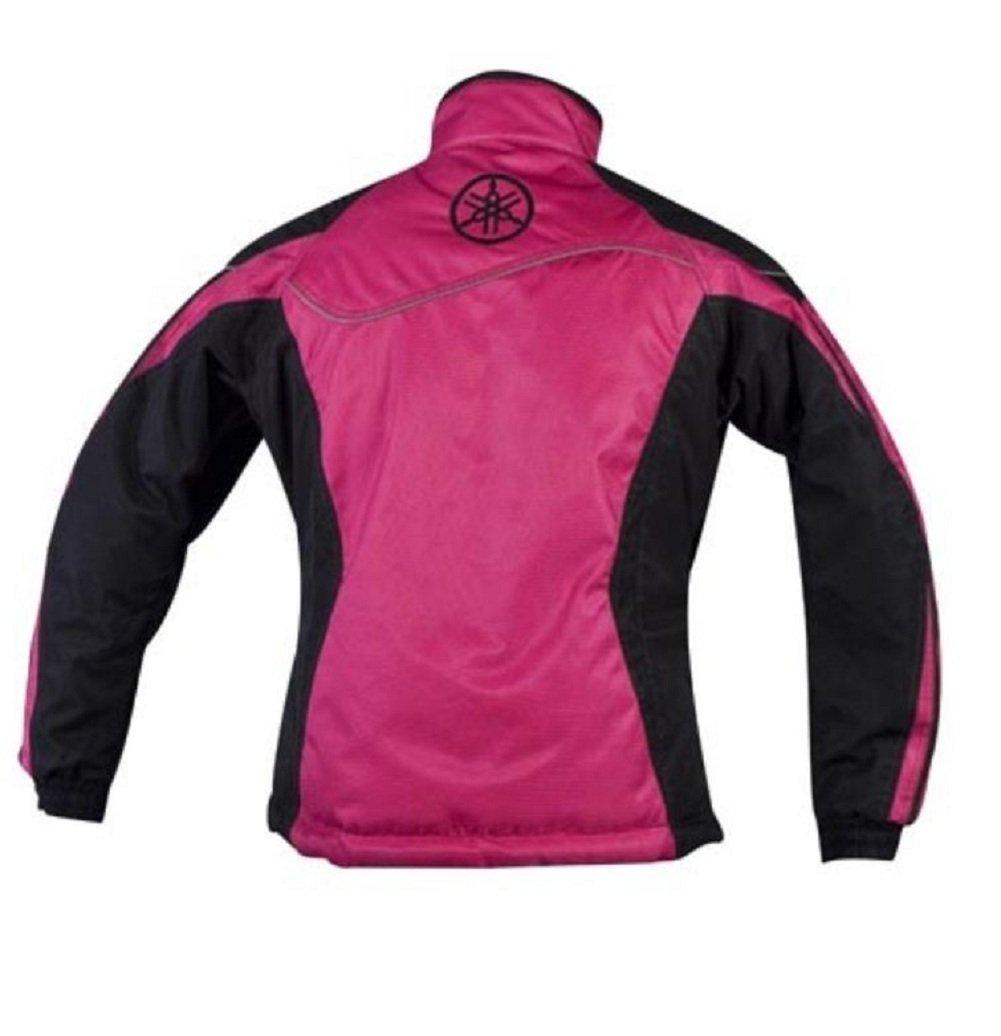 Yamaha aventura de la mujer chaqueta tamaño 12 color fucsia ...
