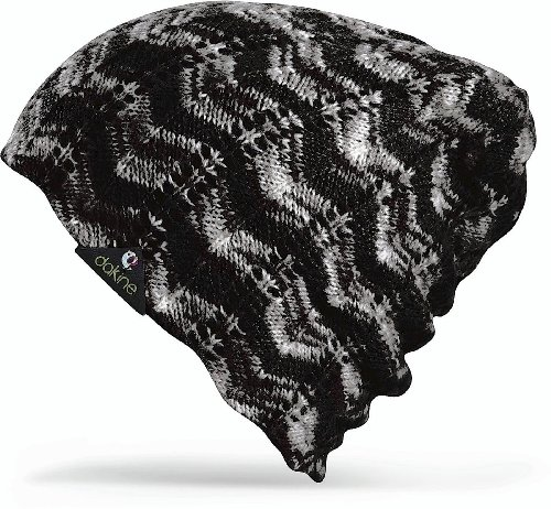 Dakine Women's Ashley Beanie, Black, One Size