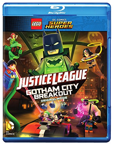 LEGO DC Comics Super Heroes: Justice League: Gotham