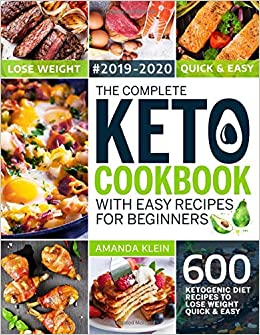 best keto diet book 2020 The Complete Keto Cookbook With Easy Recipes For Beginners