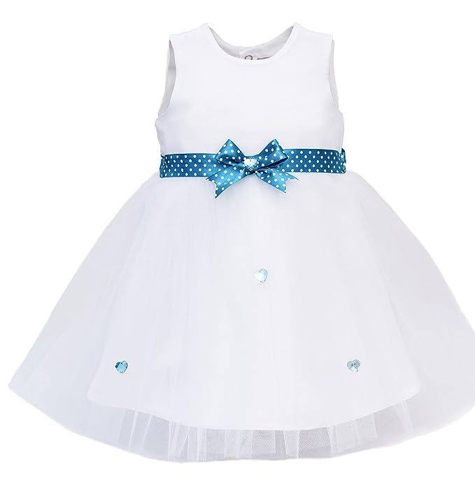 Generic - Abito da battesimo - linea ad a - Bebè femminuccia  Amazon.it   Abbigliamento c7b4ecad175