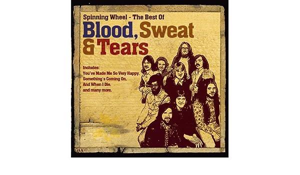Spinning Wheel: Best of by Blood Sweat & Tears : Blood Sweat ...