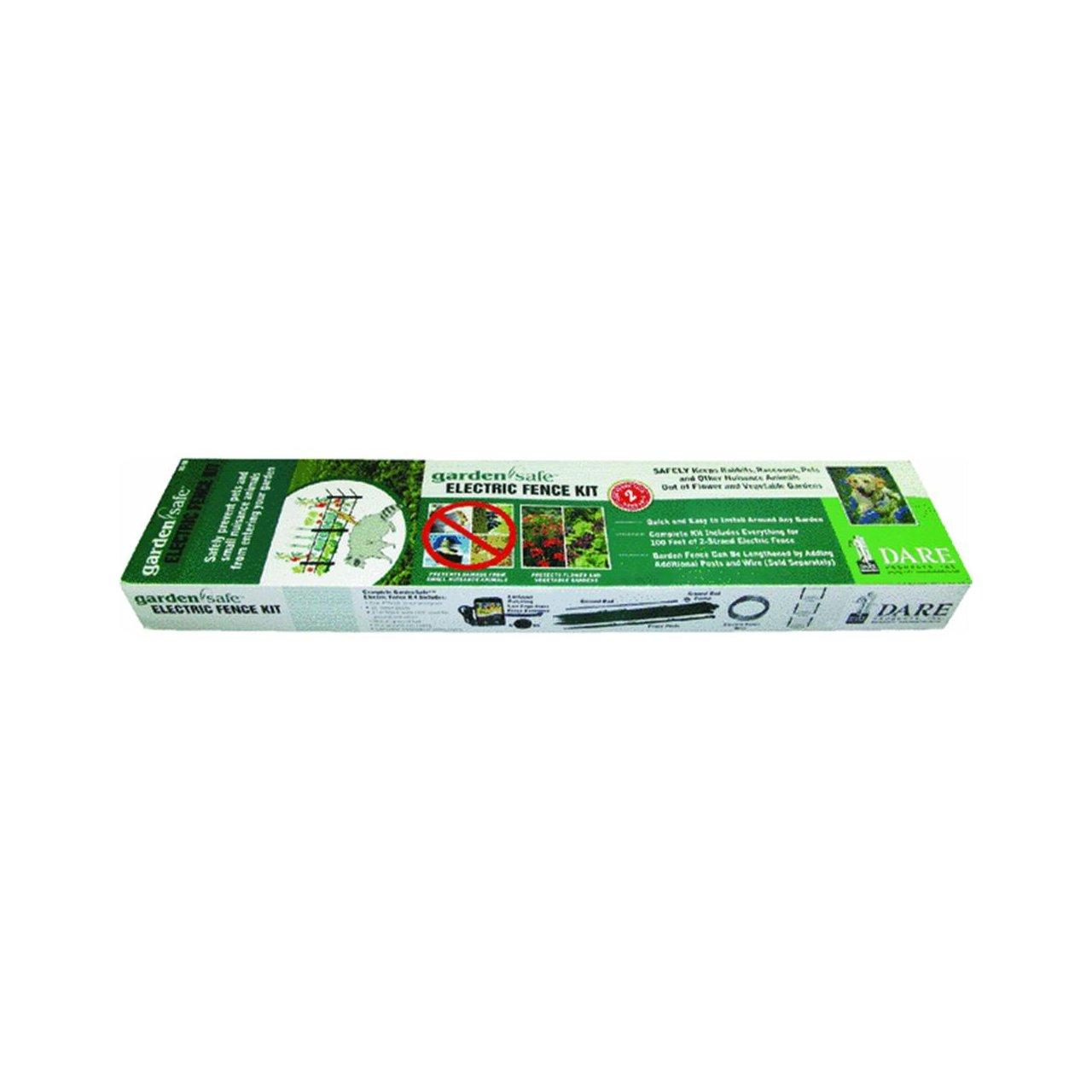 Dare DE GK 20 Electric Fence Garden Kit-Quantity 2