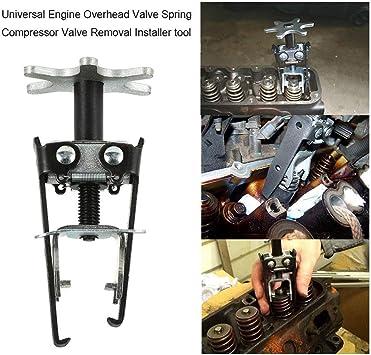Universal Engine Overhead Valve Spring Compressor Removal Installation Jaw Tool