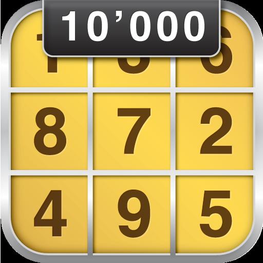 card games 10000 - 9