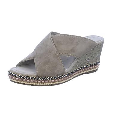 58da93542c43 Gabor 85.770.12 Größe 42 Beige (Beige)  Amazon.de  Schuhe   Handtaschen