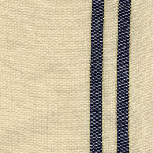 (Dunroven House Cream Towel, 20 x 29-Inch, Navy and Dijon)