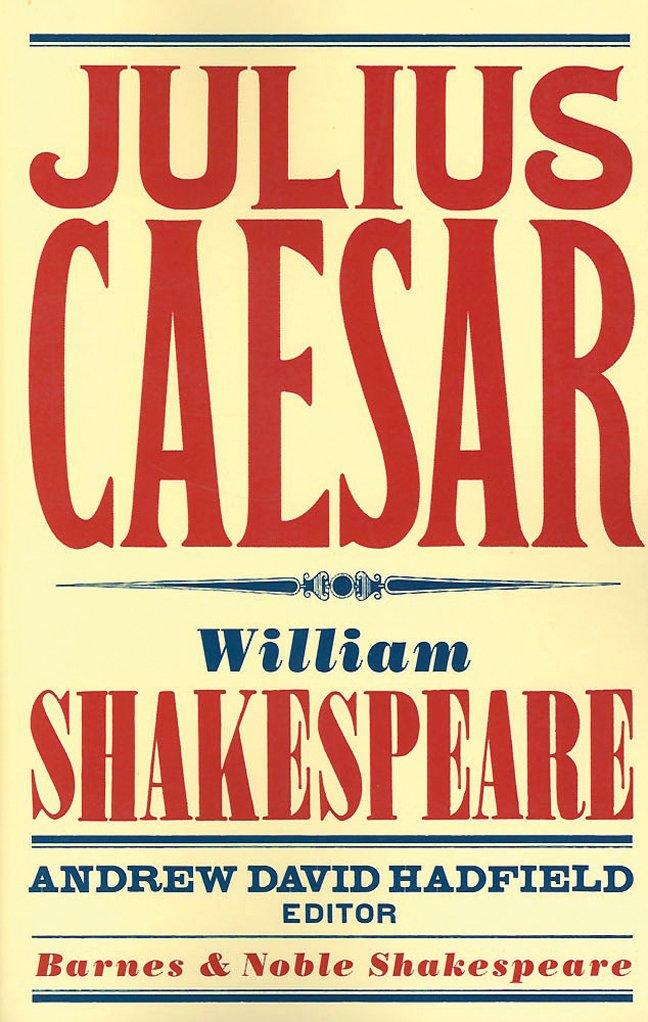 Read Online Julius Caesar (Barnes & Noble Shakespeare) pdf
