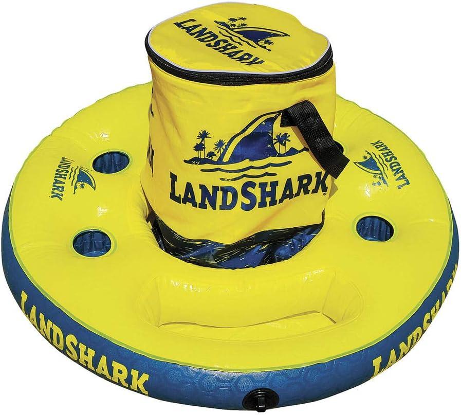 Landshark Float N Go Island Style Lounger
