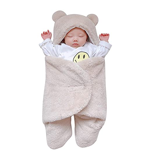 Amazon.com  KONFA Toddler Newborn Baby Girls Boys Cartoon Bear Sleep ... d7b685cee