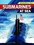 img - for Submarines at Sea (Machines at Sea) book / textbook / text book