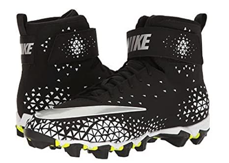 Nike Mens Alpha Menace Shark, BlackWhite White, 9: Amazon