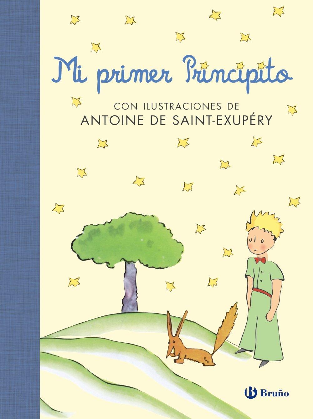 Mi primer Principito Castellano - A Partir De 6 Años - Álbumes - Álbumes  Ilustrados: Amazon.es: Antoine de Saint-Exupéry, Gabriela Keselman, María  Jiménez ...