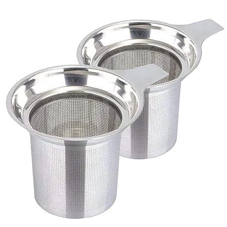 Compra YuandCheng Conveniente y Simple Infusor De Té Filtro ...