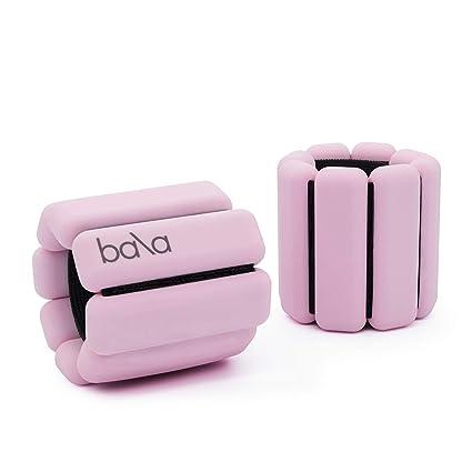 Amazon.com: Bala Bangles | Pesos de muñeca y tobillo ...