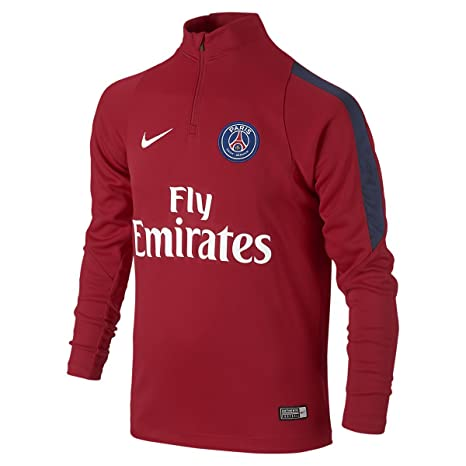 Veste Drill B Saint Pour Psg Paris Top 20152016 Germain Enfant Nike p7fqwI5