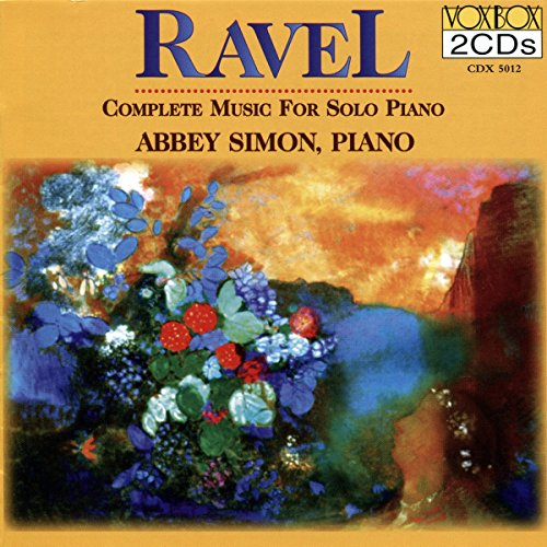 Ravel: Complete Music for Solo Piano (Short Abbey)