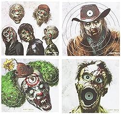 Crosman Zombie Target (Set of 20)