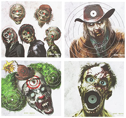 Zombie Target (Set of 20) - Zombie Airsoft Guns