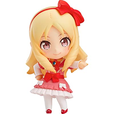 Good Smile Eromanga Sensei: Elf Yamada Nendoroid Action Figure: Toys & Games