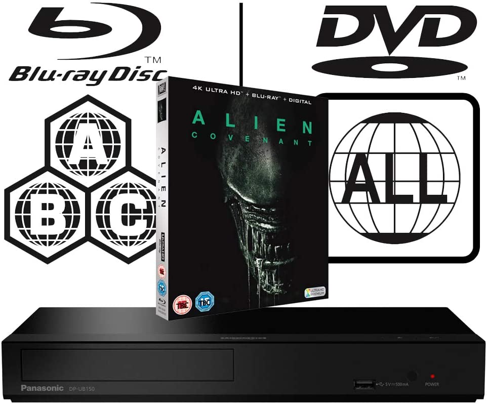 Blade Runner The Final Cut Panasonic DP-UB150 MULTIREGION