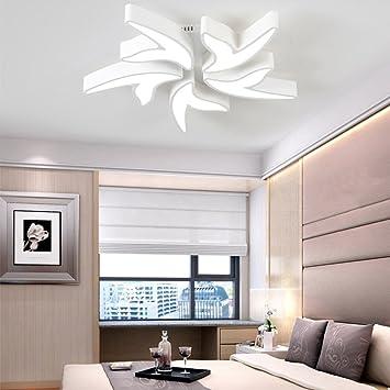 KYDJ ® Modern Minimalist Led Alien Kreatives Dimmen Getöntes Bügeleisen Deckenleuchten  Wohnzimmer Schlafzimmer Studie Deckenleuchten