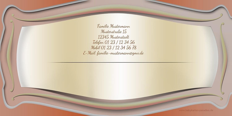 Kartenparadies Einladungskarte Taufeinladung Taufkarte Streifbogen, hochwertige hochwertige hochwertige Einladung zur Taufe inklusive Umschläge   100 Karten - (Format  215x105 mm) Farbe  Rosa B01N39UG7D   Qualität Produkte    Genial Und Praktisch    Moderne und stilvolle  526c7f