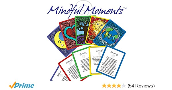 Mindful Moments: Contemplation Cards to Help Kids Remember