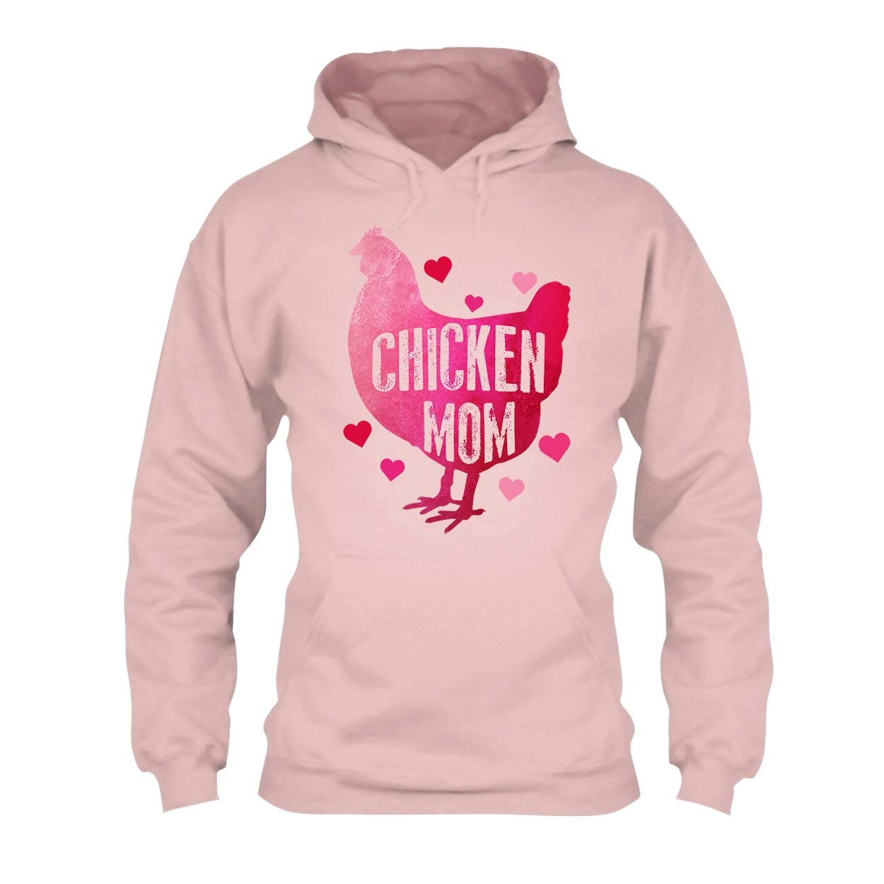 In Prink Chicken Mom T Shirt Sweatshirts Tee Shirt