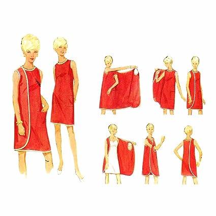 Amazon.com: 1960s Three Armhole Dress Butterick 4699 Vintage Sewing ...