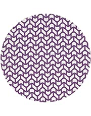 3M Xtract Cubitron II Net Disc 710W, 12 Piece Multi-Pack Hook and Loop Sanding Discs,Virtually Dust-Free, Premium Option for Metal, Wood, Composites, Stock Removal, and Fine Finishing