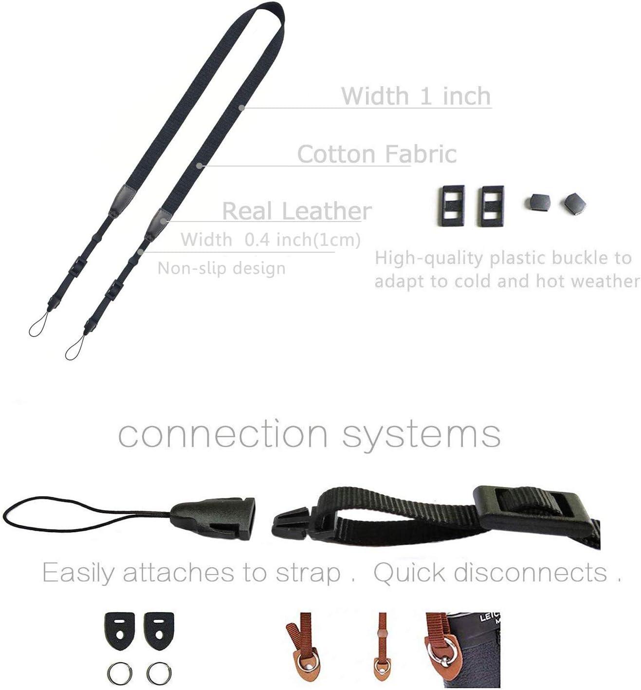CHMETE Functional Wrist Straps Hand Lanyard for Camera GoPro Phone Flashlight Keychain Flash Drives