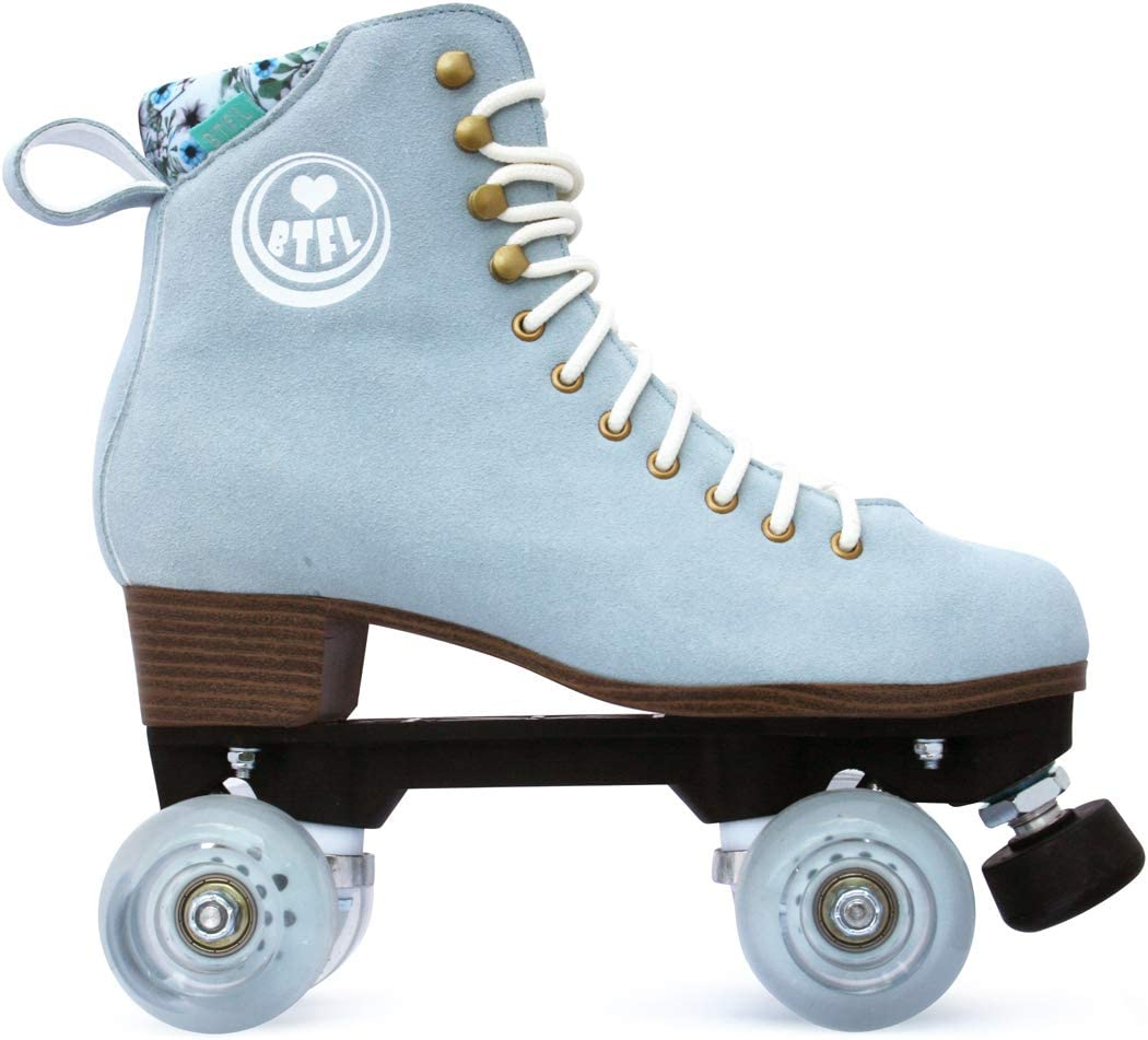 BTFL Womens Pro Scarlett Classic Retro Roller Skates for Skating Dance