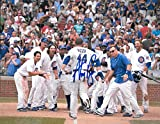 Anthony Rizzo Chicago Cubs Autographed Signed 8 x 10 Photo -- COA - (Mint Condition)