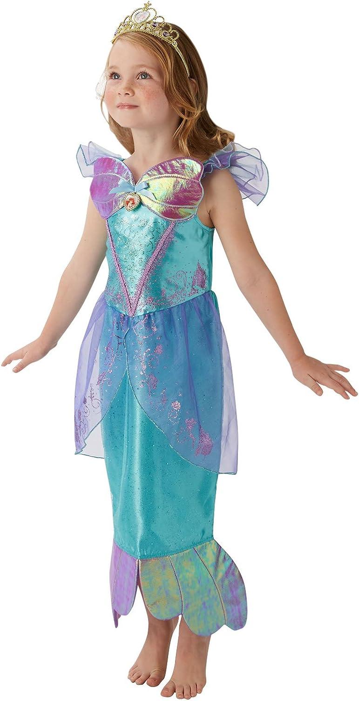 Rubies s Disney Princess Ariel sirenita Childs Deluxe disfraz ...