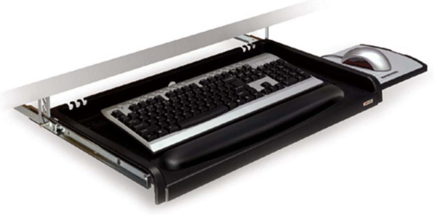 3M Bandeja para Teclado - Accesorio para periférico (419 x 635 x 8 mm)