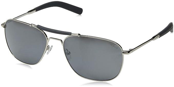 fa38fa4c3f8 Amazon.com  Revo Unisex RE 1067 Pierson Aviator Polarized UV Protection  Sunglasses