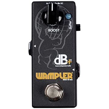 top selling Wampler Decibel Plus V2
