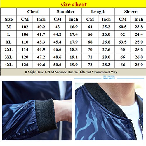 Zhuhaitf Mens Red Jackets Coats Casuale Style Stand Thin Outerwear Collar rBWrCU7