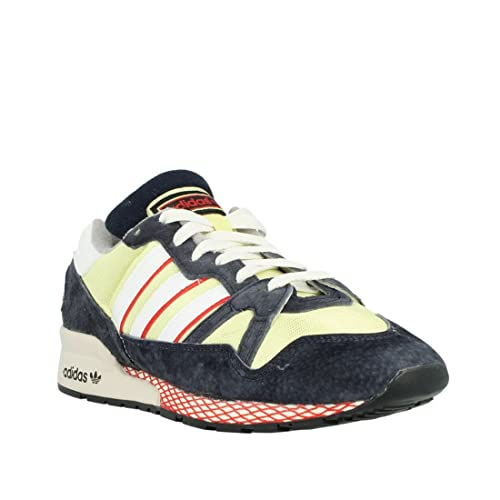b0b6b316d9d93 Adidas Men ZX 710 Gray Peacit Neowhi Legink 10 D(M) US  Amazon.in  Shoes    Handbags