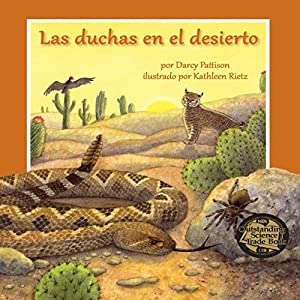 Las Duchas en el Desierto [The Showers in the Desert] Audiobook
