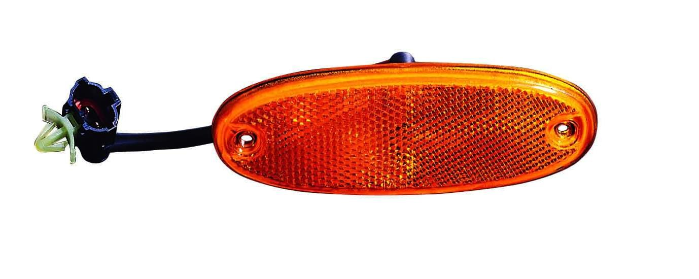 Depo 321-1408R-AC Hyundai Sonata Passenger Side Replacement Front Side Marker Lamp Assembly