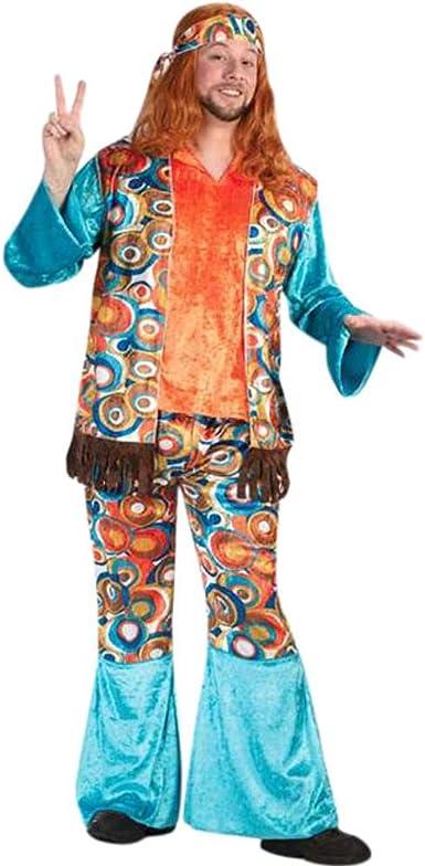 Amazon.com: De los hombres Hippie chavo – Disfraz para ...