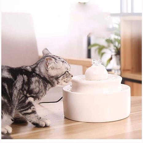 Lg-jz Dispensador de Agua for Mascotas, Bebedero de Agua for ...