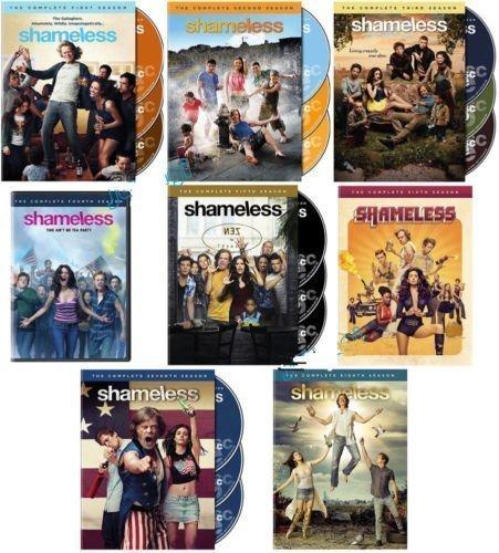 Expert choice for shameless dvd season 1-8