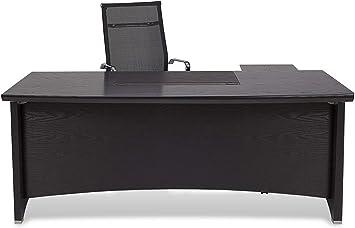 Amazon Com Washington Executive Desk With Return And File