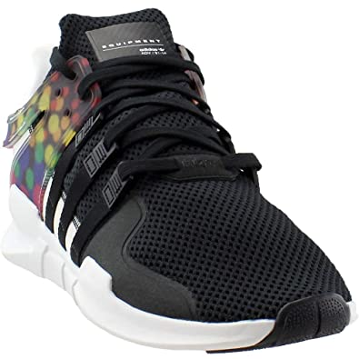 c835ccdd1c77 adidas Mens EQT Support ADV Pride Pack Athletic   Sneakers Black