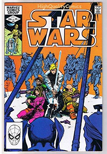 STAR WARS #60, VF, Luke Skywalker, Darth Vader, 1977, more SW in store